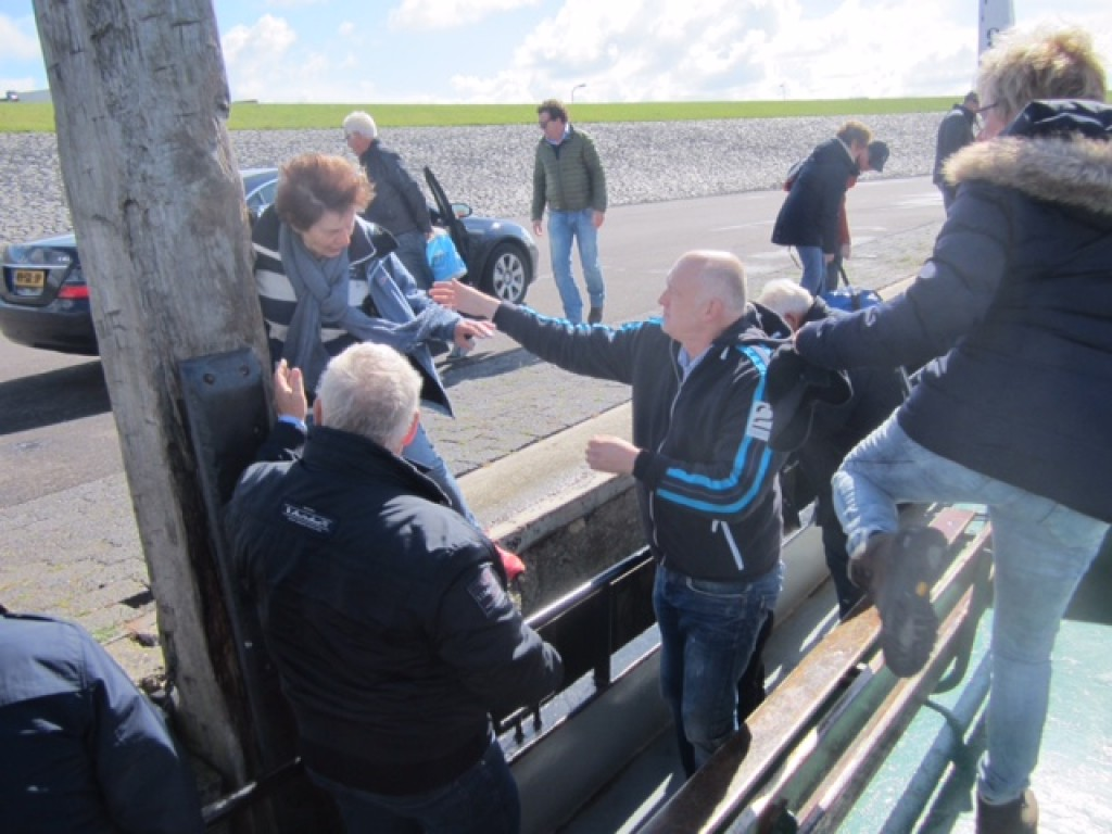 Lustrum weekend Terschelling 2015 (2)